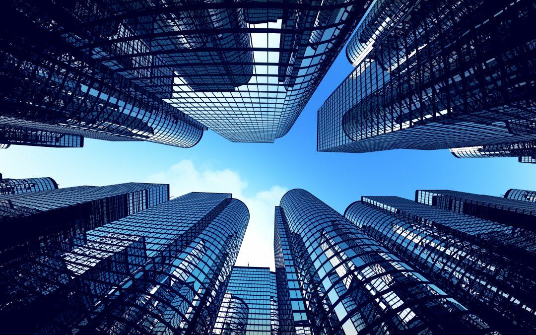 Hohe Gebäude lehren uns das fürchten